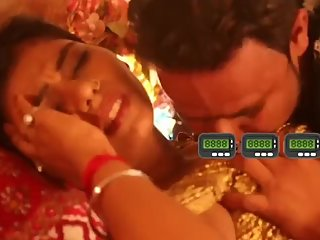 Hot desi shortfilm 249 - Boobs squeezed, kissed, navel licked, kissed, fing