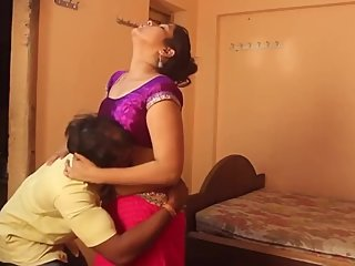 Hot desi shortfilm 164 - Boobs squeezed, pressed, navel kissed, smooches