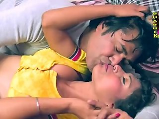 Hot desi shortfilm 163 - Navel licked, butt squeezed & smooches