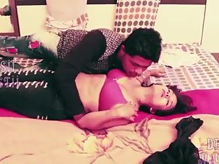 Hot desi shortfilm 116 - Boobs squeezed, pressed & kissed in pink bra