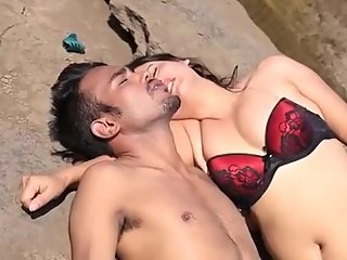 Hot desi shortfilm 88 - Horny Raveena Negi boobs kissed & navel kissed
