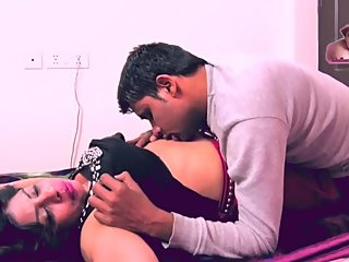 Hot desi shortfilm 44 - Big boobs squeezed hard, navel kissed & smooch