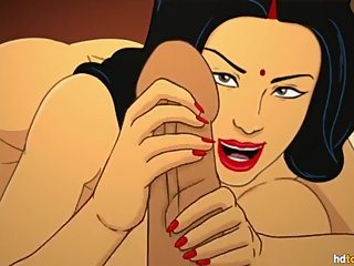 Hot Indian Porn Cartoon Part/2