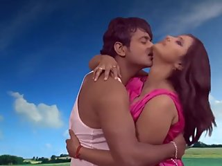 Very hot bhojpuri song 20 - Big boobs kissed many times, pressed & smooches