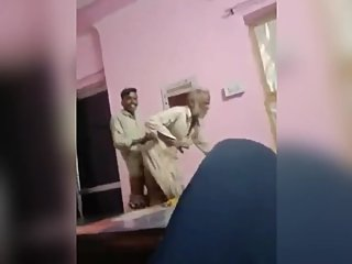 indian grandpa getting fuck hard & fast