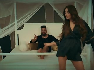 Indian Model Angela Krislinzki Hot Music Video (2019)