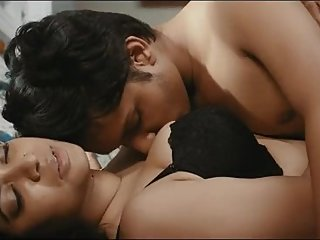 indian hot gals faking in lover
