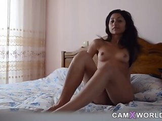 Sexy Desi Teen Plays With Herself