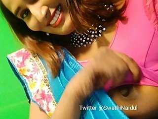 Desi Indian Slut Swathi.