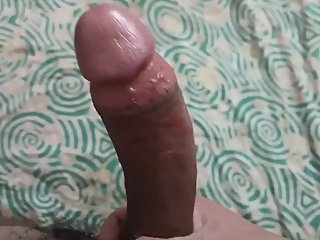 Hard indian guys cums alot after edging for a while