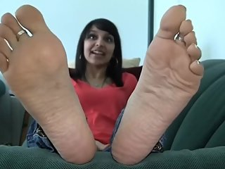 Nia`s candid indian soles