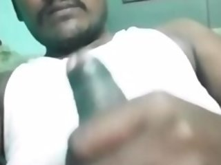 South indian guy showing dick and asshole