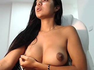 indian bitch with black nipple