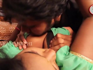 Hot desi shortfilm 184 - Big boobs squeezed hard many times, press & kissed