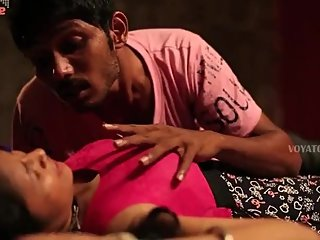 Hot desi shortfilm 93 - Mamatha & another girl boobs pressed, grab & kissed