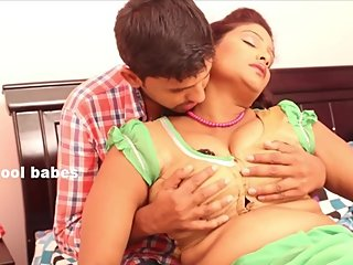 Hot desi shortfilm 65 - Boobs pressed & squeezed hard in blouse, navel pres