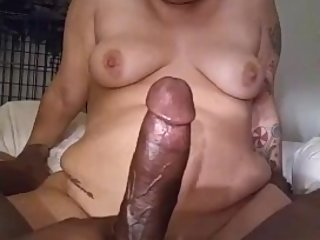 DaddyDRay85 blowjob Monica A. Gaame