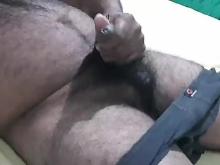 South indian daddy showing dick