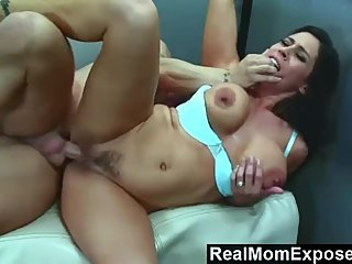 SECRETARY HARDCORE FUCK HER BOSS WITH SMALL COCK