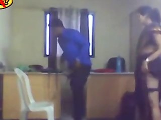 My desi bhabi again fuck by me at office