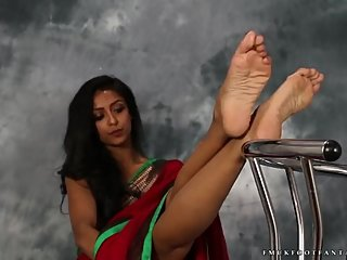 Hot Indian Feet