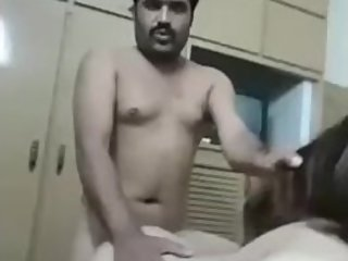 Sexy Indian Woman Filming Her Self During Sex